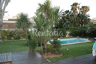 Villa para 8 personas a 300 m de la playa Almería