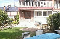Casa de 4 habitaciones a 300 m de la playa Guipúzcoa