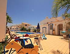 Vivenda para 8 pessoas a 300 m da praia Algarve-Faro