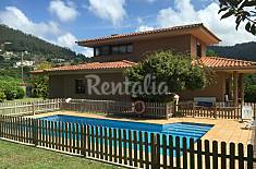 Villa de 4 habitaciones a 6 km de la playa Pontevedra