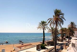 Casa para 4-5 personas a 30 m de la playa Almería