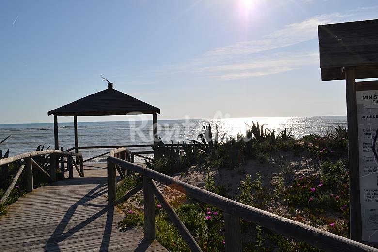 Casa en alquiler a 100 m de la playa chipiona c diz - Casas de alquiler en chipiona ...
