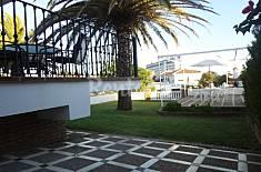 Casa para 8 pessoas a 75 m da praia Huelva