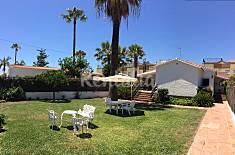 Villa de 3 habitaciones en 2a línea de playa Málaga
