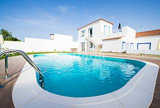 House with 4 bedrooms 5 km from the beach Algarve-Faro