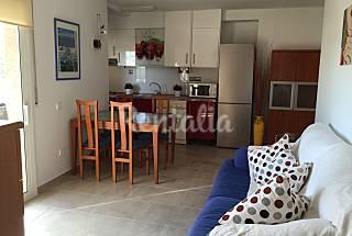 Apartamento a 300 m del mar y centro con piscina Girona/Gerona