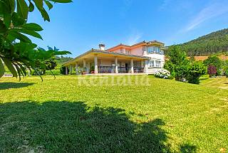 Villa with 7 bedrooms with swimming pool Pontevedra