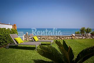 House 6 persons. Directly access to beach! Amazing Málaga