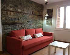 Appartement pour 2-3 personnes à Donostia/San Sebastián centre Guipuscoa