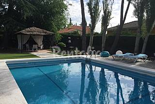 Villa with 5 bedrooms in Boalo (El) Madrid
