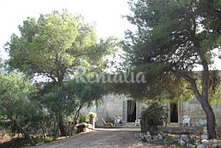 Old typical manor, holiday house only 100 metersea Lecce