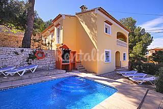 Villa de 4 habitaciones a 3 km de la playa Alicante