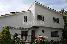 Casa de 4 habitaciones con jardín privado Madrid