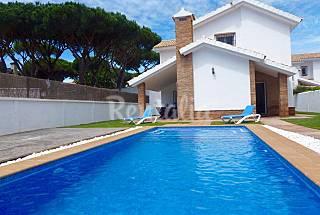 Villa para 8 personas a 300 m de la playa Cádiz