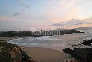 Appartement de 2 chambres à 400 m de la plage Asturies