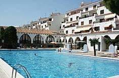 Apartamento con jardin y terraza privados,piscina  Castellón