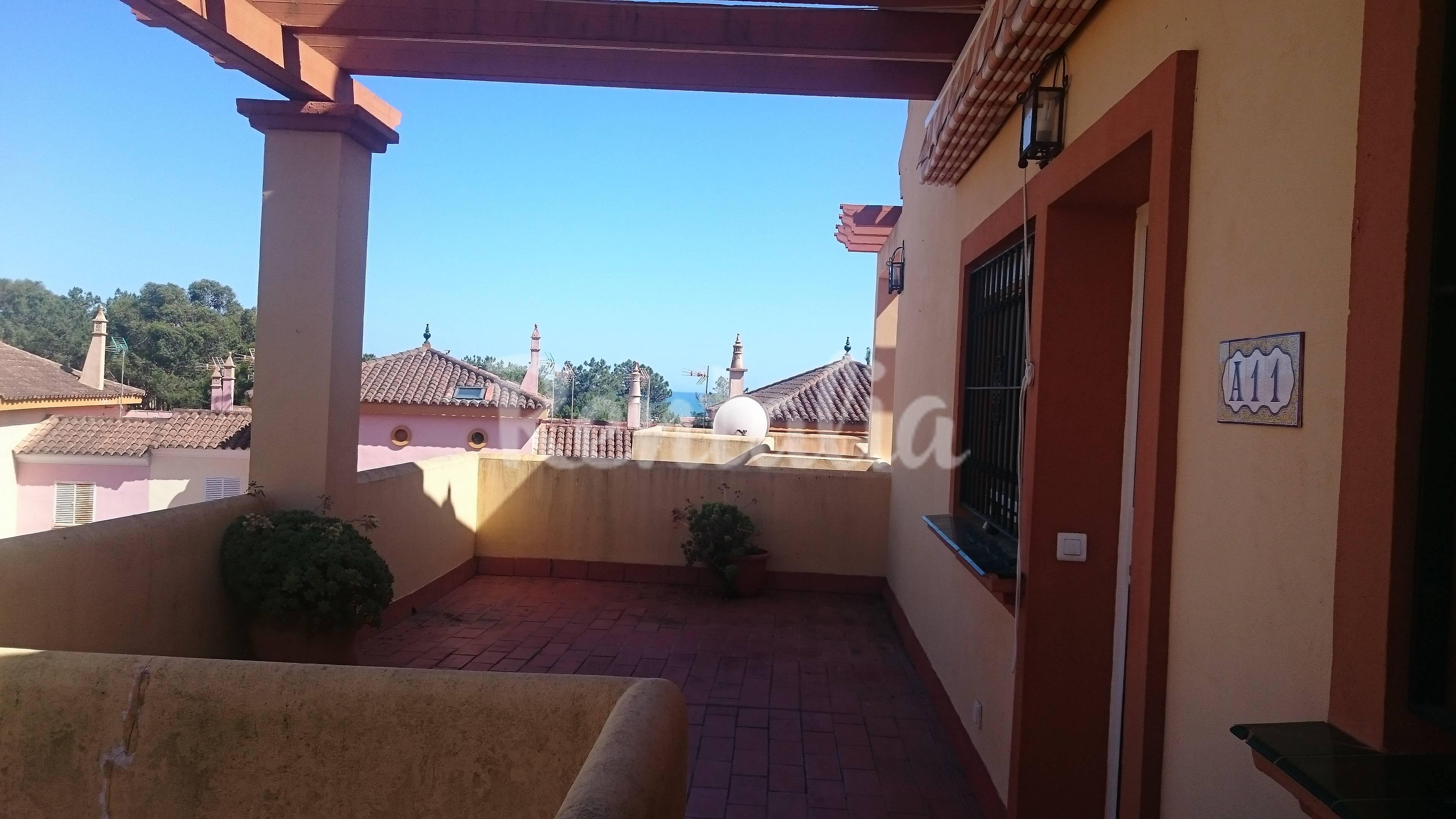 Apartamento com 2 quartos a 1000 m da praia islantilla i - Rentalia islantilla ...
