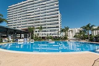 Apartments for 6 people only 350 meters from the beach Valencia