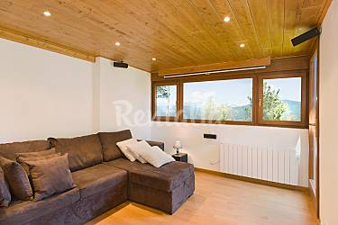 Apartment Living-room Pyrenees-Orientales Les Angles Apartment