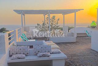 Villa with 1 bedroom 2 km from the beach Lecce