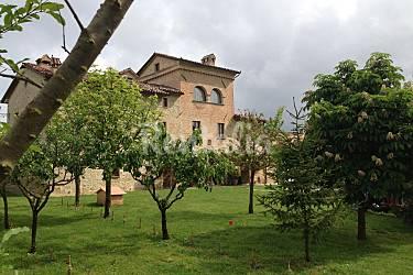 Villa Garden Perugia Città di Castello Countryside villa