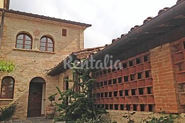 Villa Outdoors Perugia Città di Castello Countryside villa