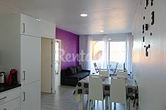 Apartment for 4-6 people only 50 meters from the beach Barcelona