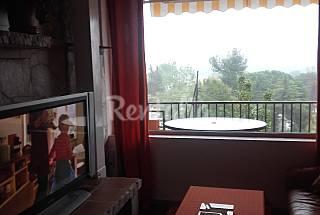 Apartamento de 2 habitaciones a 1000 m de la playa Girona/Gerona