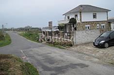 Casa en alquiler en 1a línea de playa Lugo