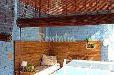Apartamento para 3 personas a 30 m de la playa Girona/Gerona