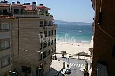 Apartment for rent only 40 meters from the beach Pontevedra