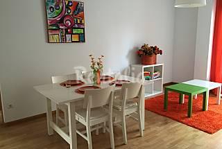 Appartement pour 4-5 personnes à 800 m de la plage Pontevedra