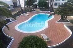 Appartement met 1 slaapkamer op 500 meter van het strand Lanzarote