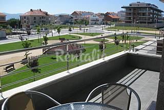 Apartamento para 2-4 pessoas a 200 m da praia Pontevedra