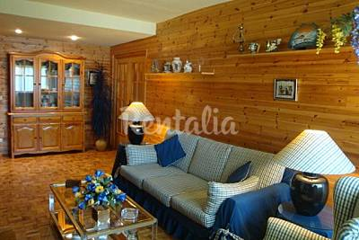 Acogedor piso de madera céntrico con vistas Jaca Huesca