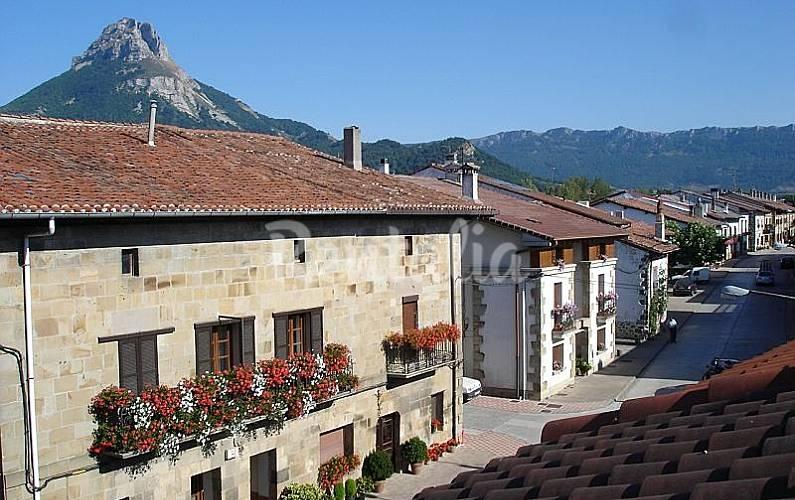 Casa en alquiler en entorno de montau00f1a - Arbizu (Navarra)
