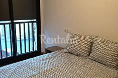 Apartamento para 4-6 personas a 100 m de la playa A Coruña/La Coruña