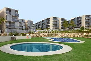 Apartamento para alugar a 800 m da praia Tarragona