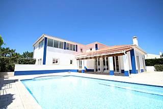 Vivenda para 8-12 pessoas a 50 m da praia Algarve-Faro