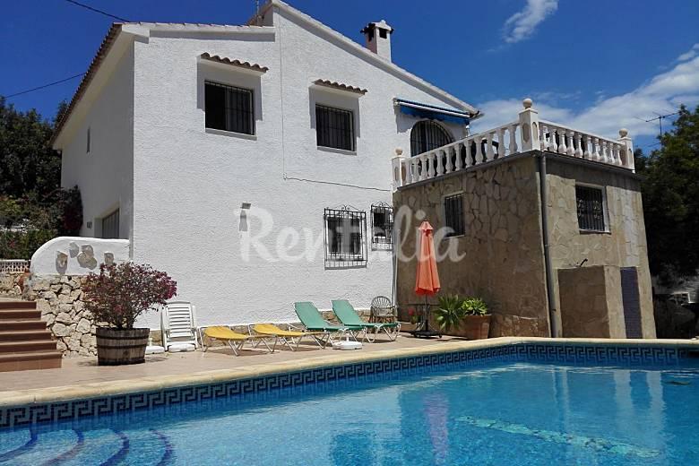 Villa con piscina privada cerca de playa la fustera for Villas con piscina privada en fuerteventura