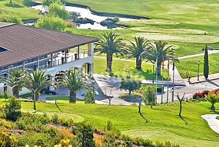 Casa para 4-6 personas en campo de golf Tarragona
