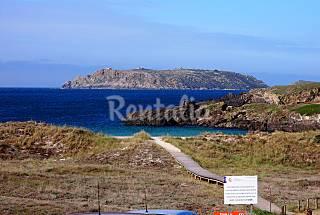 2 Apartamentos para 2ó3 personas 1ª Línea Playa A Coruña/La Coruña