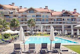 Luxury apartment in Cascais center with pools near the beach Lisbon