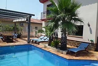 Maison de 4 chambres à 300 m de la plage Tarragone