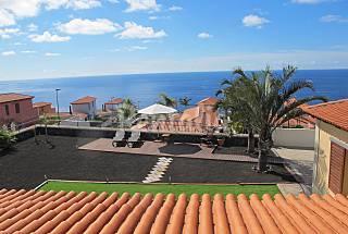Villa pour 3-4 personnes à 300 m de la plage Ténériffe