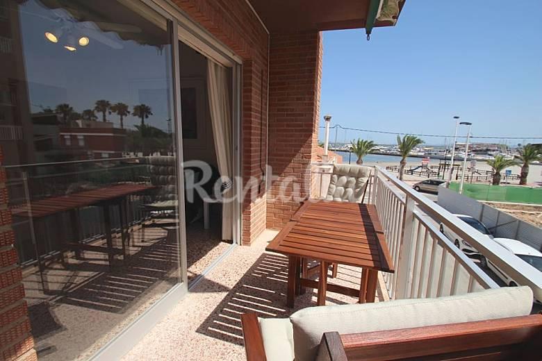 Apartamento en alquiler a 100 m de la playa lo pagan - Casas de alquiler en san pedro del pinatar particulares ...