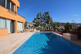 Villa for rent only 400 meters from the beach Alicante