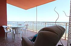 Apartment for 6 people only 100 meters from the beach Murcia