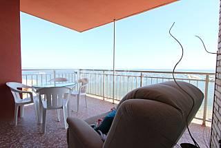 Apartamento en alquiler a 100 m de la playa
