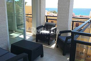Sea view apartment, 50m from the beach 2 or 3 bed Alicante
